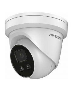 Hikvision AcuSense IP kuppelkaamera 4MP, IR 50m